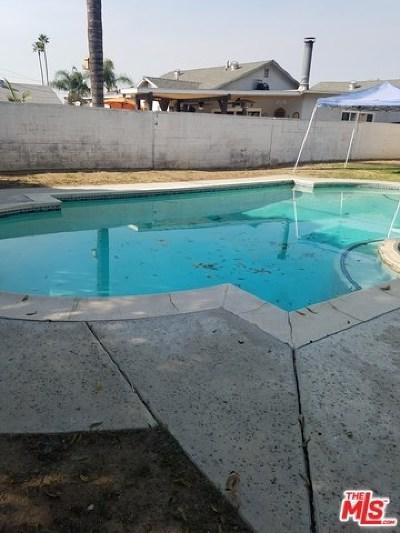 La Puente Single Family Home For Sale: 16046 Meadowside Street