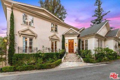 Los Angeles Single Family Home For Sale: 525 S Westgate Avenue