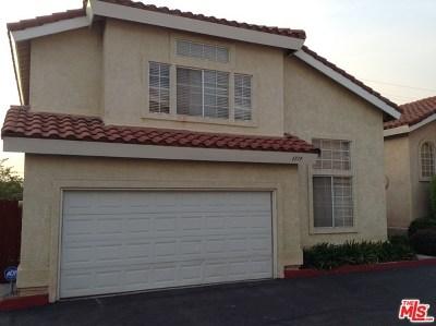 Duarte Condo/Townhouse For Sale: 1339 Heather Lane