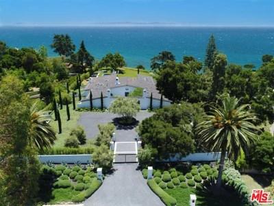 Santa Barbara County Single Family Home For Sale: 4347 Marina Drive