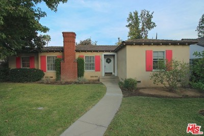San Marino Single Family Home For Sale: 1906 Endicott Road