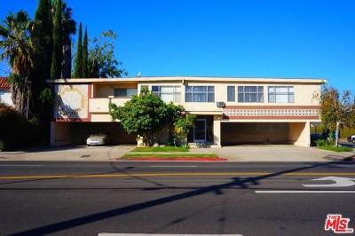 Van Nuys Multi Family Home For Sale: 5625 Kester Avenue