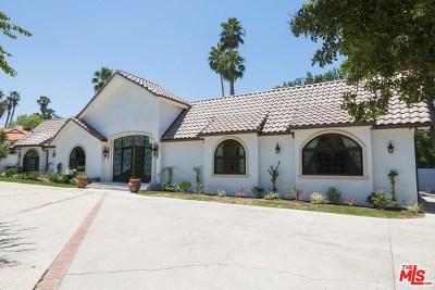 Tarzana Single Family Home For Sale: 5529 Vanalden Avenue