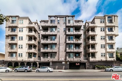Los Angeles Condo/Townhouse For Sale: 848 Irolo Street #407