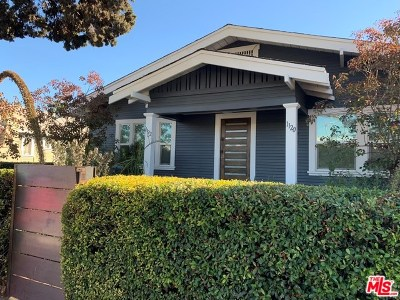 Los Angeles Multi Family Home For Sale: 1120 N Hudson Avenue