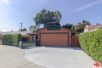 Van Nuys Single Family Home For Sale: 13726 Leadwell Street