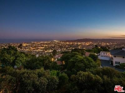 Santa Barbara County Single Family Home For Sale: 1029 Arbolado Road