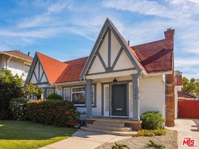 Los Angeles Single Family Home For Sale: 1106 S Lucerne