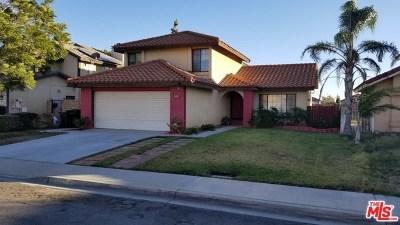 Fontana Single Family Home For Sale: 17223 Cerritos Street