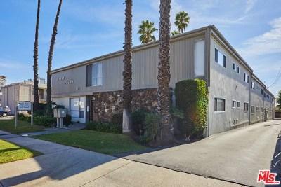 San Gabriel Multi Family Home For Sale: 9146 Huntington Drive