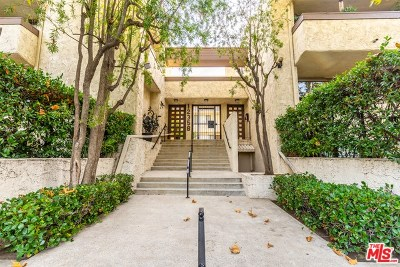 Studio City Condo/Townhouse For Sale: 12358 Moorpark Street #10