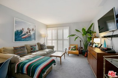 Santa Monica Condo/Townhouse For Sale: 2311 4th Street #311