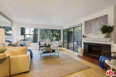 West Hollywood Condo/Townhouse Active Under Contract: 950 N Kings Road #120
