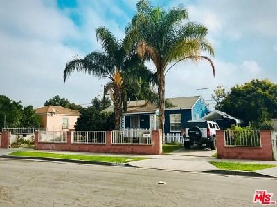 Compton Multi Family Home For Sale: 208 S Thorson Avenue