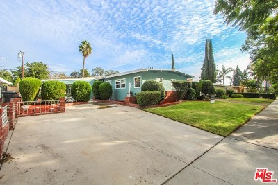 Fullerton Single Family Home For Sale: 624 Maertin Lane