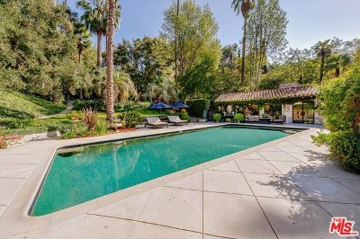 Studio City Single Family Home For Sale: 3280 Fryman Road