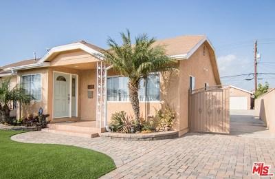 Inglewood Single Family Home For Sale: 929 E Fairview Blvd