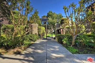 West Hollywood Condo/Townhouse For Sale: 950 N Kings Road #337