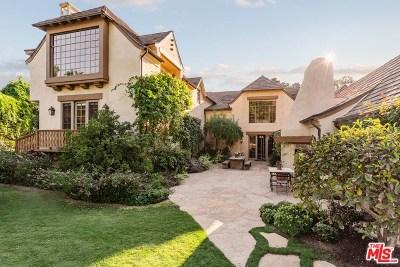 San Luis Obispo County, Santa Barbara County Single Family Home For Sale: 808 San Ysidro Lane