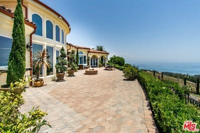 Malibu Single Family Home For Sale: 6035 Murphy Way