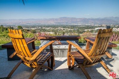 Studio City Single Family Home For Sale: 3469 Wrightwood Drive