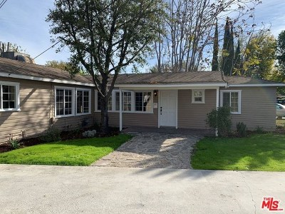 Valley Glen Single Family Home For Sale: 6552 Nagle Avenue