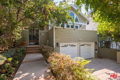 Santa Monica Single Family Home Active Under Contract: 1125 Yale Street