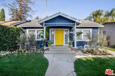 West Hollywood Single Family Home For Sale: 7715 Lexington Avenue