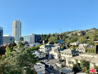West Hollywood Condo/Townhouse For Sale: 999 N Doheny Drive #904