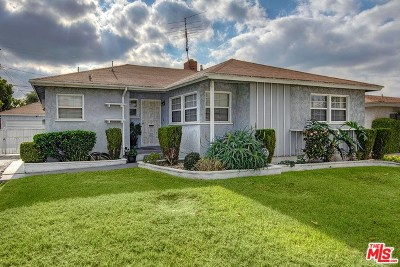 Inglewood Single Family Home For Sale: 2424 W 109th Street