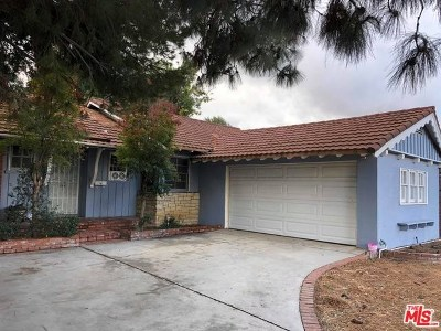 Canoga Park Single Family Home For Sale: 21032 Baltar Street