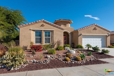 Palm Springs Single Family Home For Sale: 3662 Cassia Trail