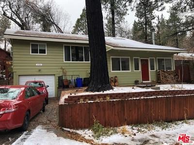 Arrowbear Single Family Home For Sale: 32783 Badger Lane