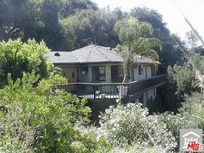 La Habra Heights Single Family Home For Sale: 3852 Hacienda Road