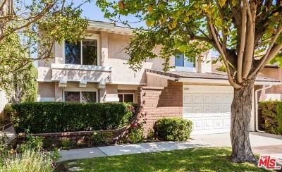 Westlake Village Single Family Home For Sale: 3809 Mainsail Circle