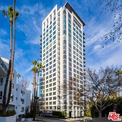 Los Angeles Condo/Townhouse For Sale: 1200 Club View Drive #1101
