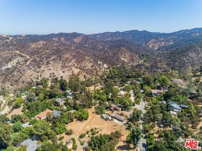 Topanga Single Family Home For Sale: 1711 Sylvania Lane