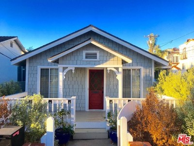 Los Angeles County Rental For Rent: 571 2nd Street
