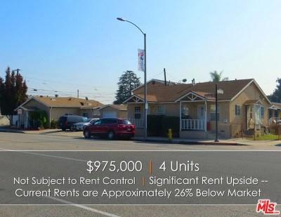 El Monte Multi Family Home For Sale: 10910 Ramona