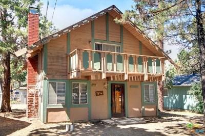 Arrowbear, Big Bear, Blue Jay, Cedar Glen, Cedarpines Park, Crestline, Lake Arrowhead, Running Springs Area, Rimforest, Twin Peaks, Wrightwood Single Family Home For Sale: 217 E Angeles