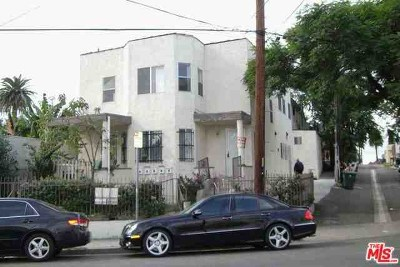 Los Angeles Multi Family Home For Sale: 211 Belmont Avenue