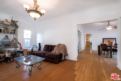 Los Angeles Single Family Home For Sale: 1318 Silver Lake