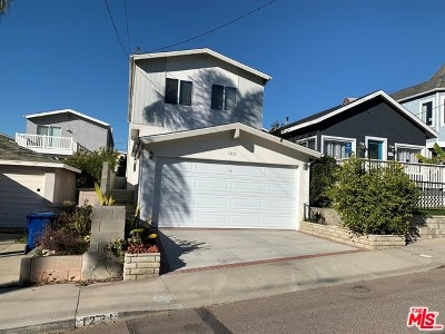 Hermosa Beach Single Family Home For Sale: 1231 1st Street