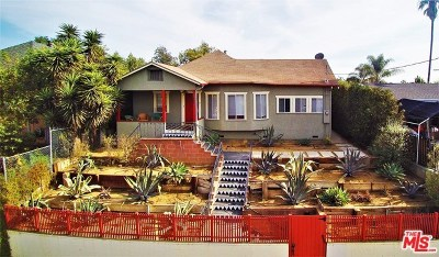 Los Angeles Multi Family Home For Sale: 1306 Waterloo Street