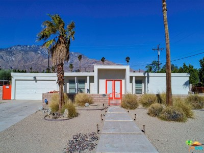 Palm Springs Single Family Home For Sale: 3081 N Cypress Road