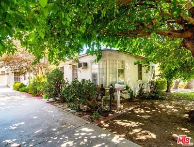 North Hollywood Multi Family Home For Sale: 4908 Tujunga Avenue