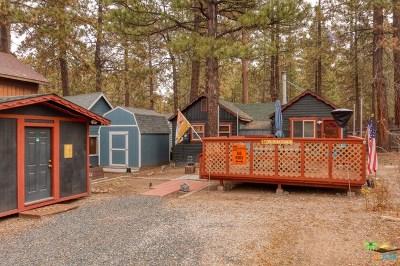 Big Bear Single Family Home For Sale: 440 Chip O Wood Lane