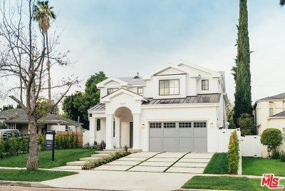 Studio City Single Family Home For Sale: 4239 Saint Clair Avenue