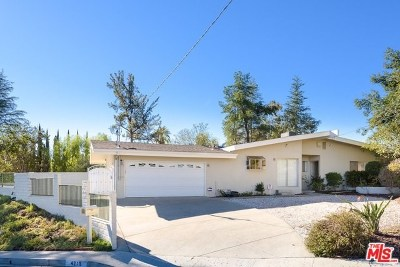 Woodland Hills Single Family Home For Sale: 4715 Burgundy Road