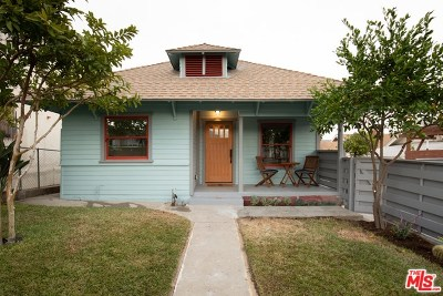 Los Angeles Multi Family Home For Sale: 308 Neva Place
